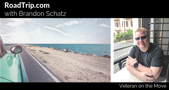 Brandon Schatz Veteran on the Move