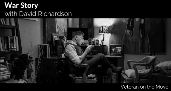 David Richardson, Veteran on the Move