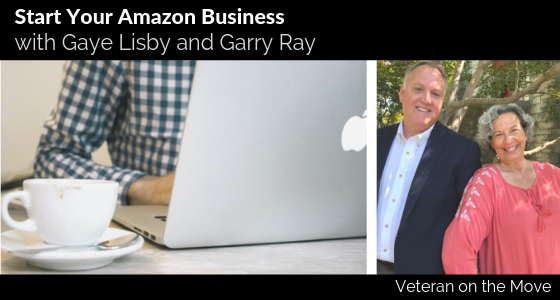Veteran on the Move, Gaye Lisby and Garry Ray