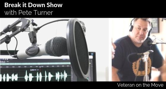 Pete Turner, Veteran on the Move