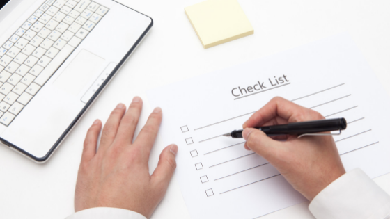 To Do List Things to outsource to a virtual assistant