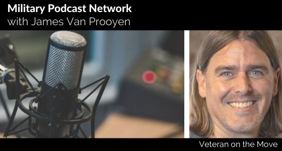 James Van Prooyen, Veteran on tte Move
