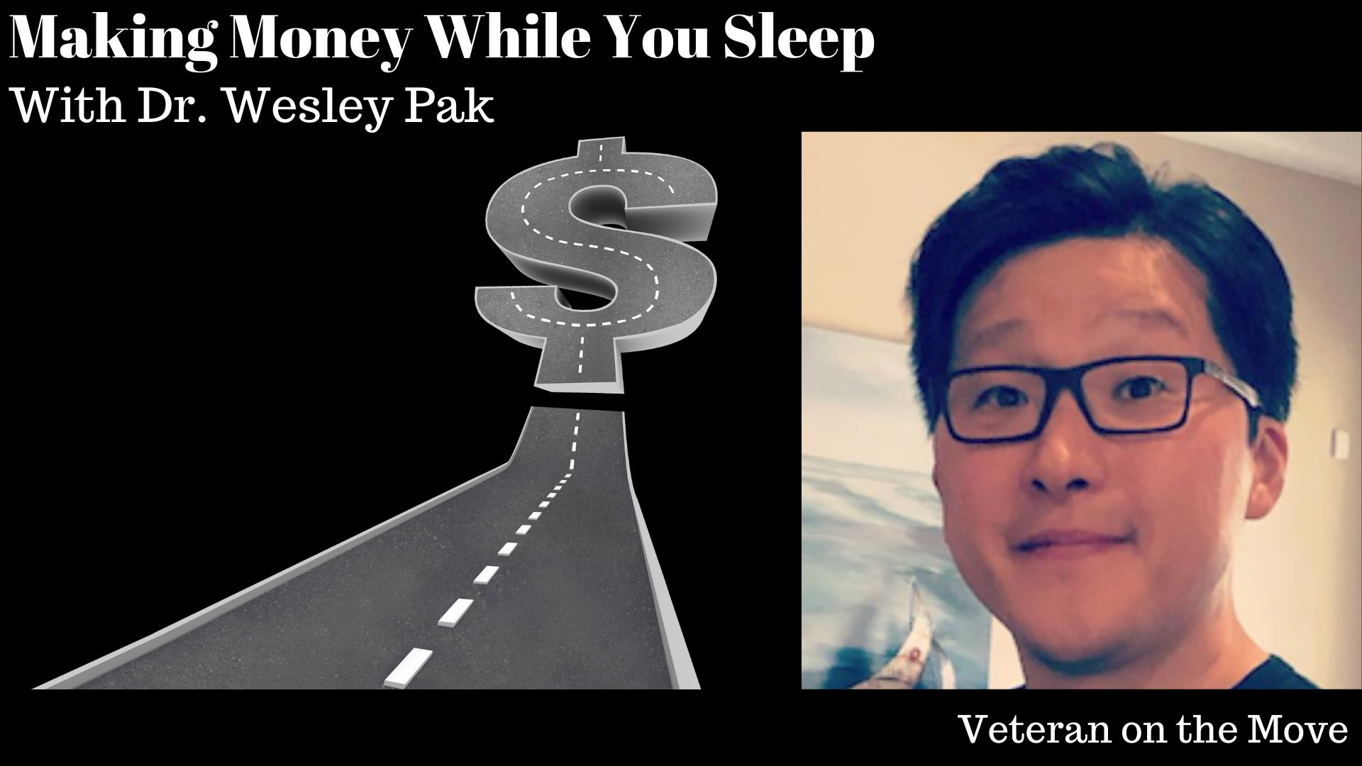 Wesley Pak, Veteran on the Move