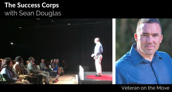Sean Douglas, Veteran on the Move