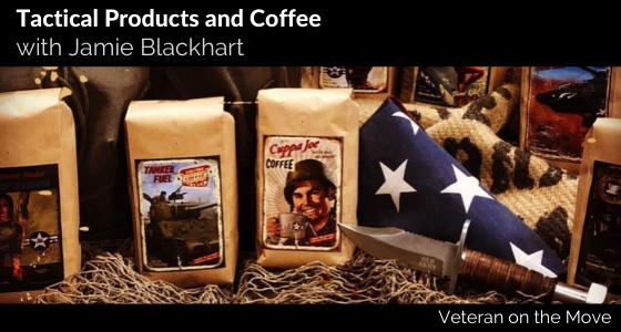 Jamie Blackhart, Veteran on the Move