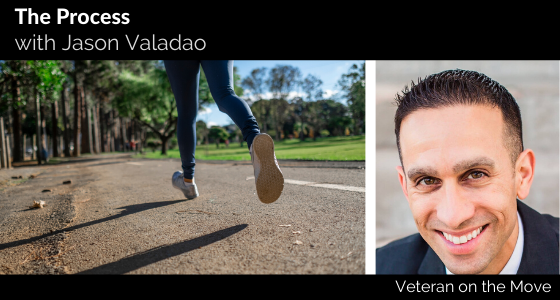 Jason Valadao, Veteran on the Move