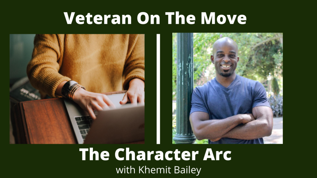 The Character Arc with Khemit Bailey