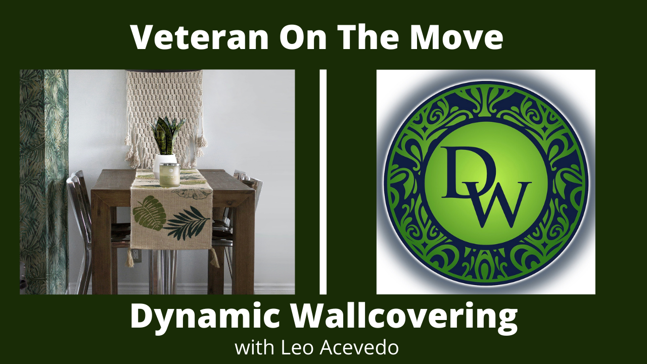 Dynamic Wallcoverings with Leo Acevedo