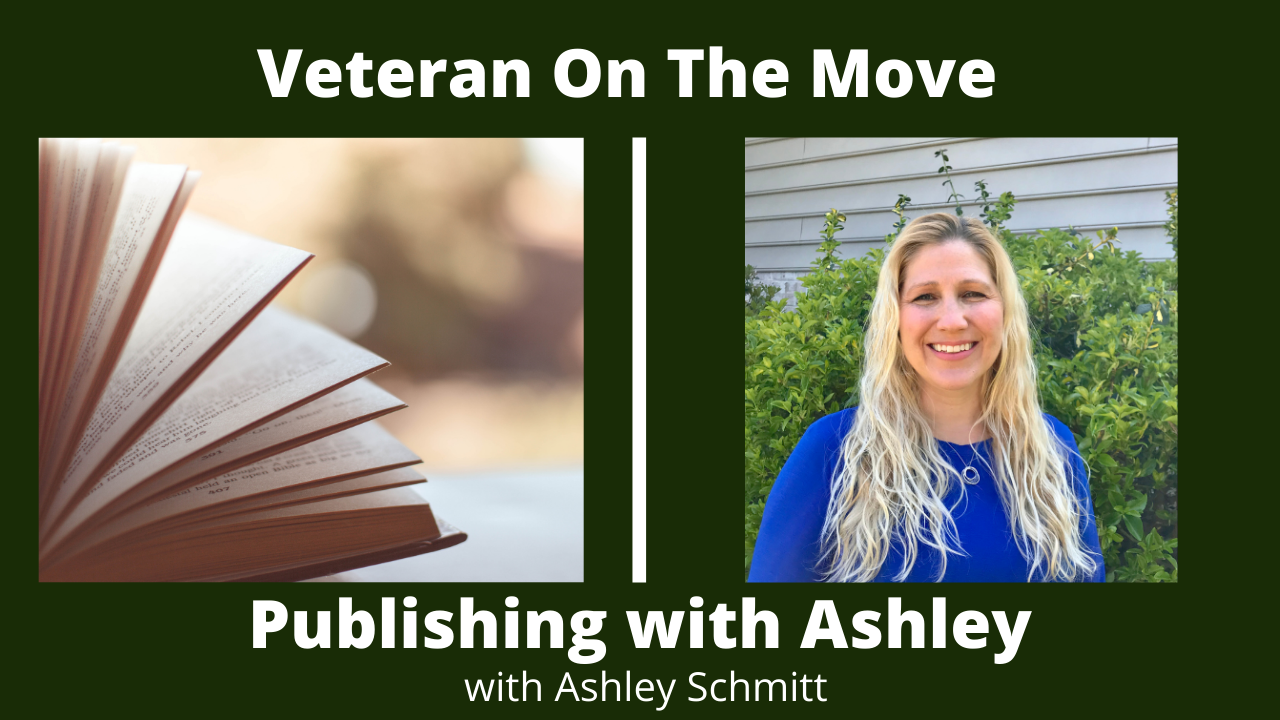 Publishing with Ashley