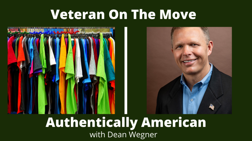 Authentically American with Dean Wegner