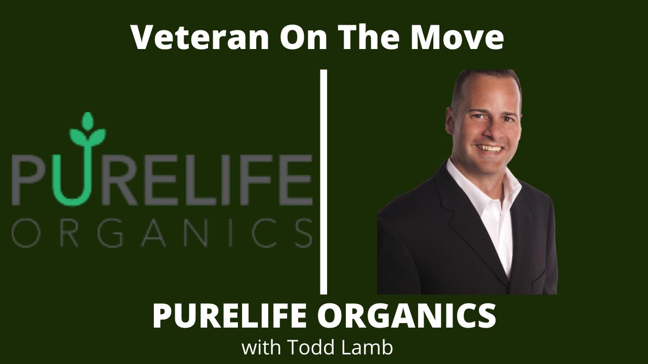 Purelife Organics with Todd Lamb