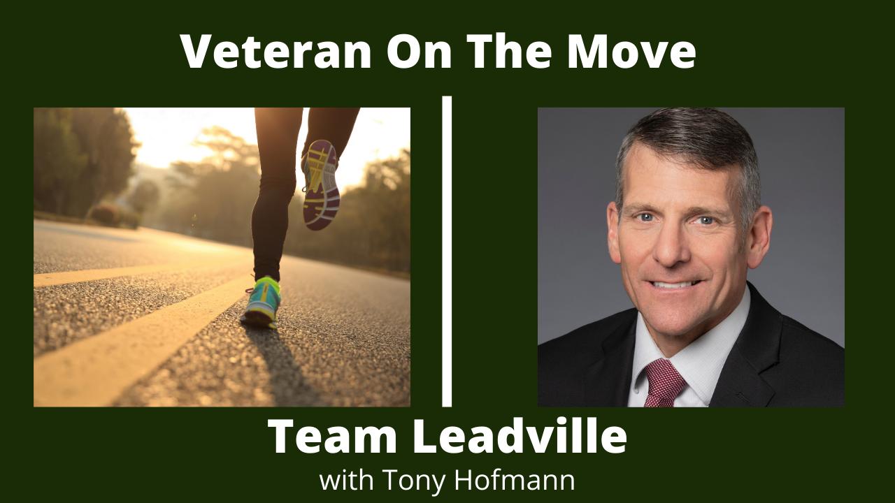 Team Leadville with Tony Hofmann