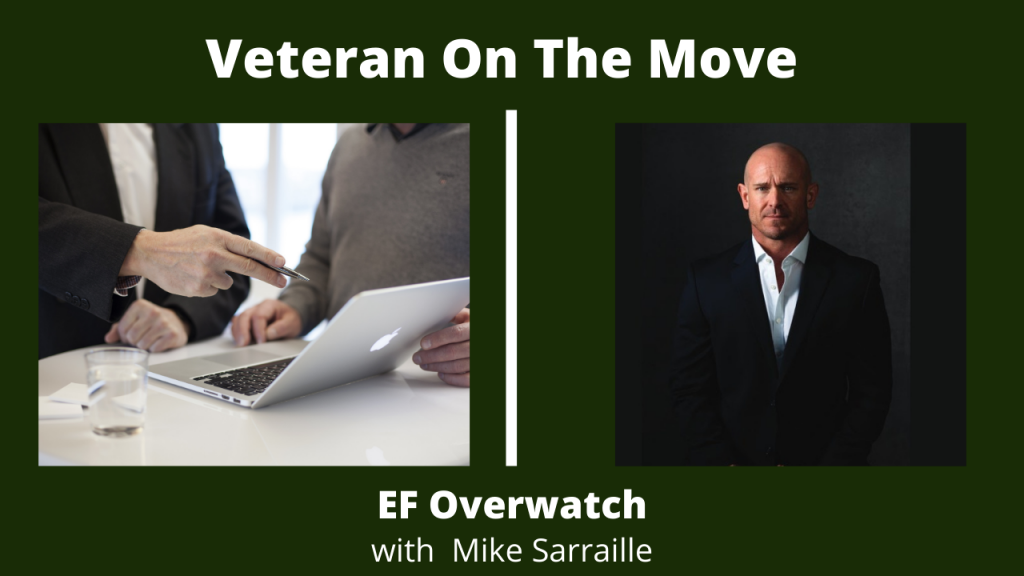 EF Overwatch with Mike Sarraille