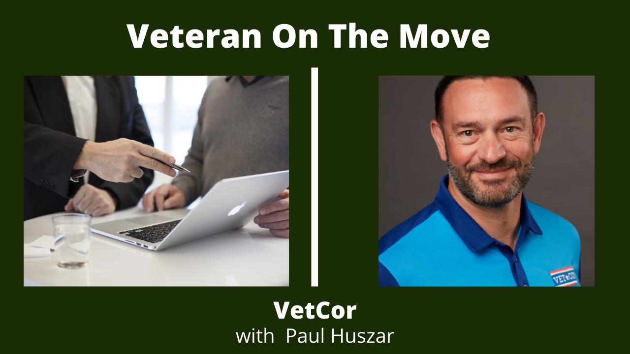 VetCor with Paul Huszar
