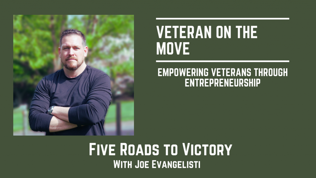 Joe Evangelisti, Veteran On The Move