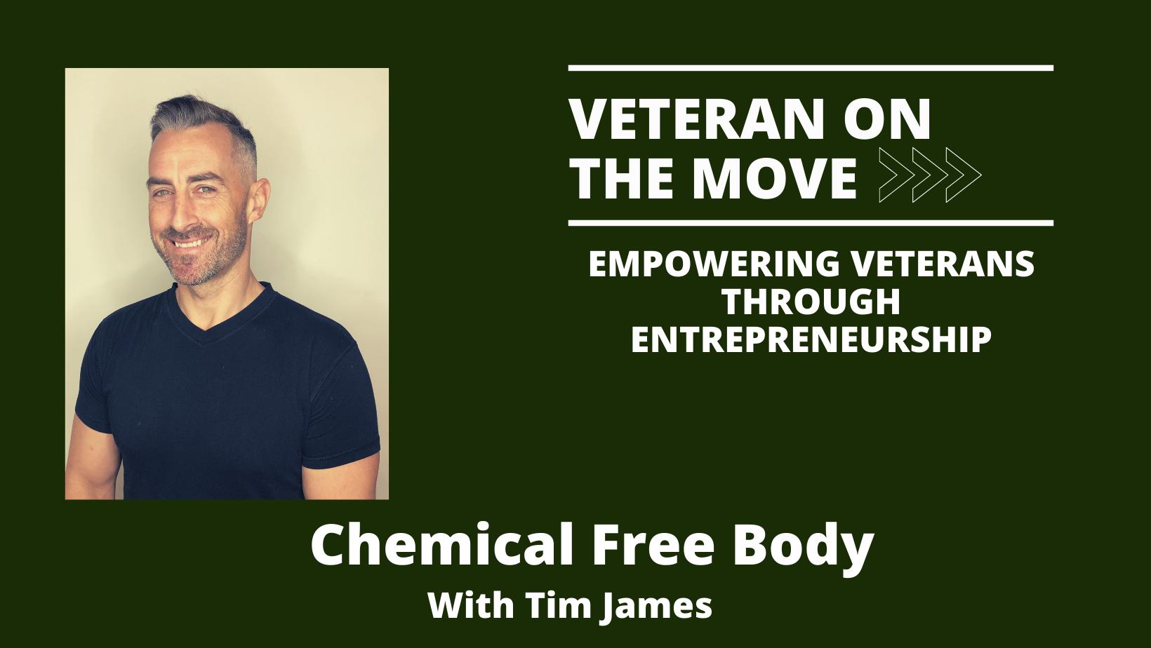 Tim James, Veteran On The Move