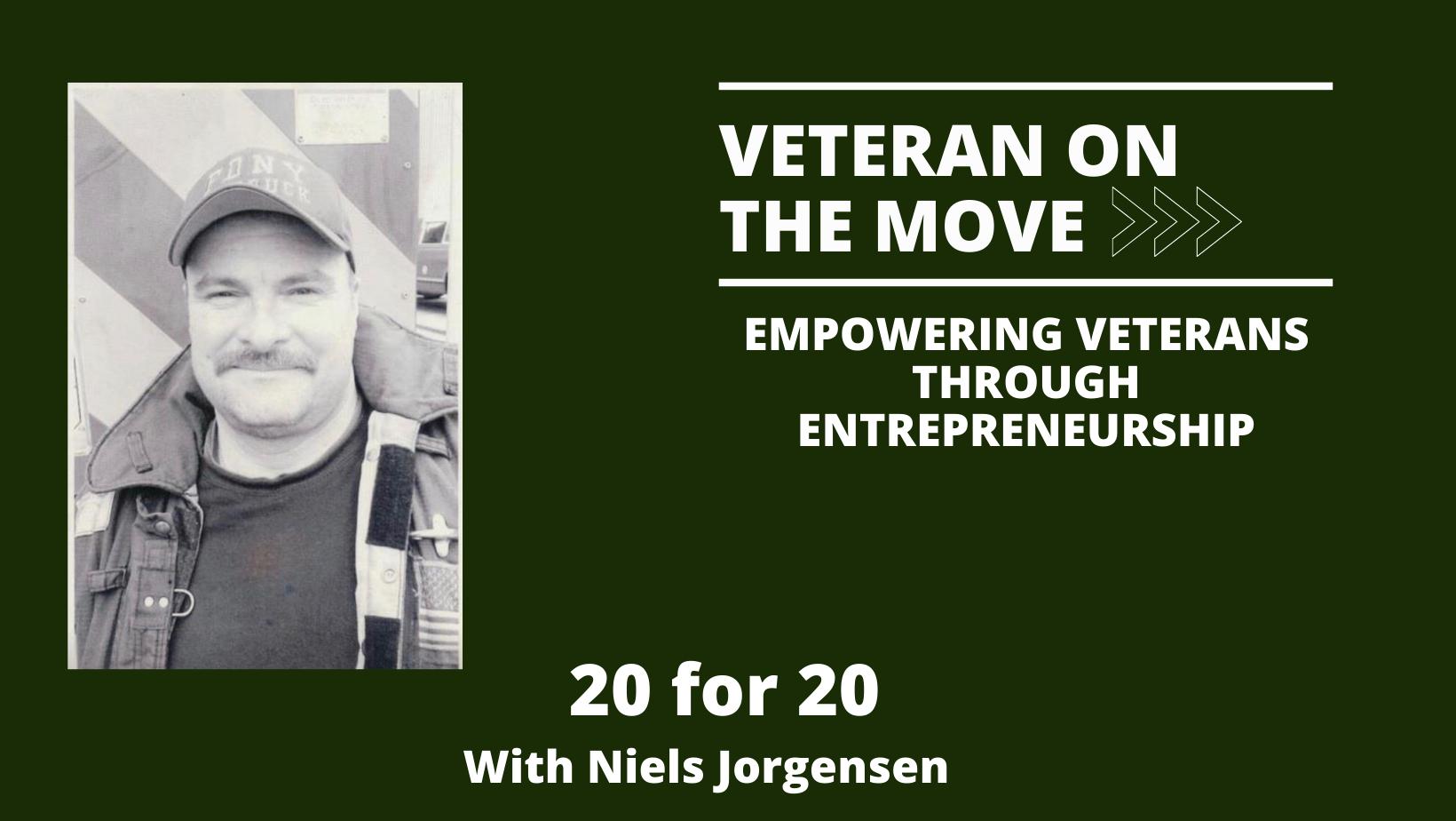 Veteran On The Move, Niels Jorgensen