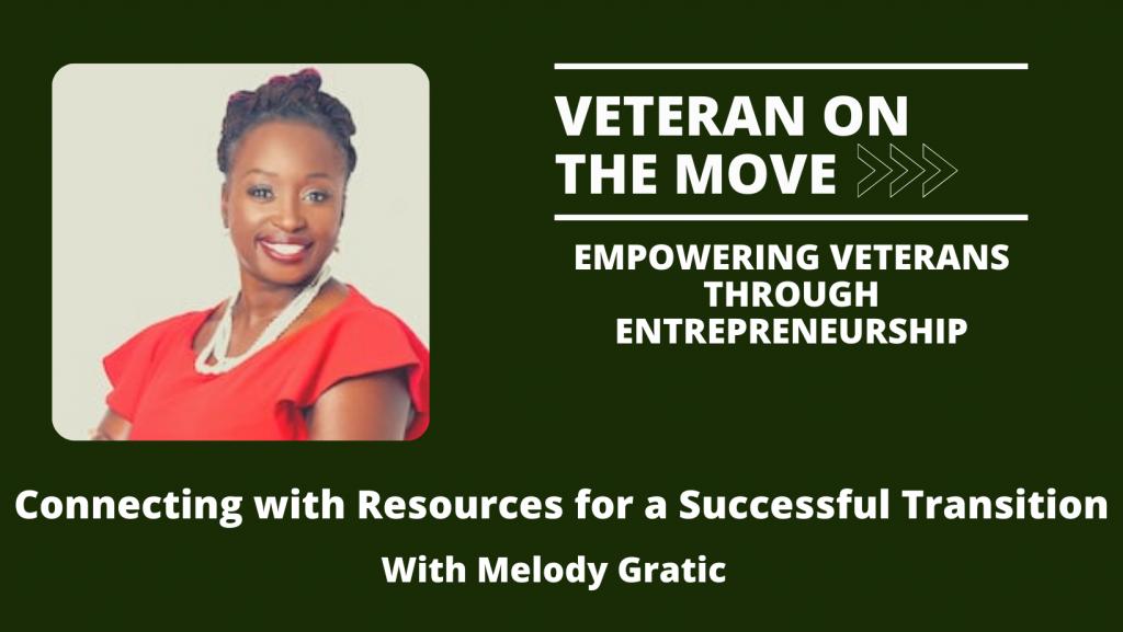 Veteran On The Move, Melody Gratic