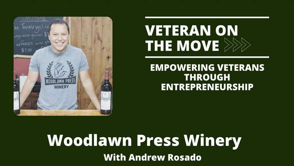 Andrew Rosado, Veteran On The Move
